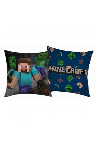 Poduszka Minecraft Steve