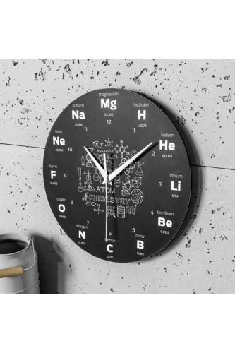 Zegar ścienny Chemika
