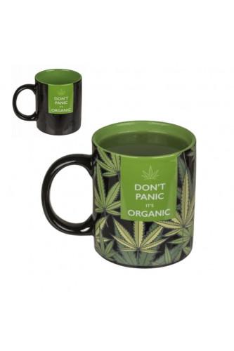 Magiczny kubek Don't Panic