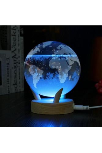 Barometr chemiczny Fitzroya - Burzowy Globus