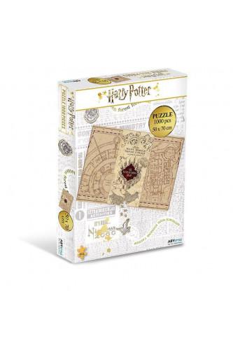 Puzzle Harry Potter Mapa Huncwotów 1000 elementów