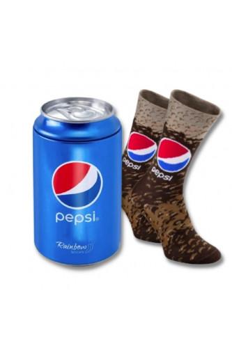 Skarpetki w puszce Pepsi, Rozmiar skarpetek: 41-46