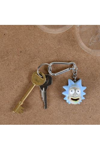 Brelok 3D Rick & Morty